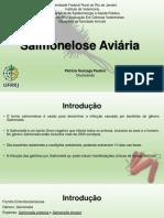 Salmonelose Aviária (Meu Seminário)