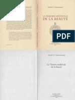 A.K. Coomaraswamy - La Théorie Médiévale de la Beauté.pdf