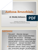 asthma bronciale