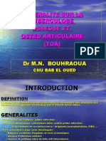 Orthopedie5an Tuberculose Osteo Articulaire Bouhraoua