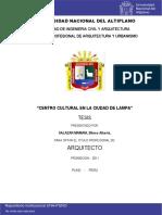 Blineo Alberto Salazar Mamani