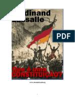 LASSALLE, F. O que é uma Constituicão.pdf