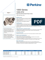 Perkins 1000Series 1006-6TW