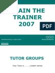 TTT - Powerpoint