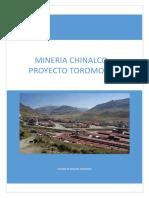 Informe Viaje Huancayo