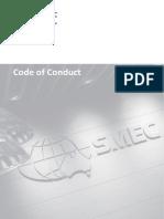 SMEC Code of Conduct