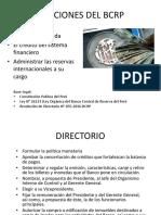 Funciones Del Bcrp