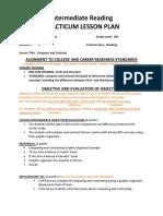 practicum lesson plan session 2