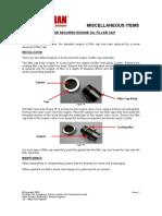6A) Oil Filler Cap