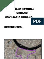 Paisaje Natural Urbano