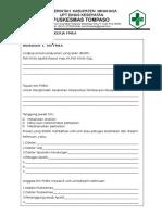 WORKSHEETS-FMEA + Diagram