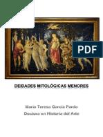 DEIDADES MITOLÓGICAS MENORES