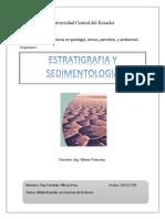 alfabetizacion en ciencias de la Tierra