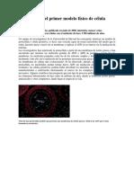 Logran Crear El Primer Modelo Físico de Célula Primitiva