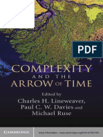 Complexity and the Arrow of Time by Charles H. Lineweaver (Ed) Copia