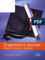 Diagnostico Escolar Teorias Ambitos y Tecnicas