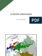 Familia Indoeuropea