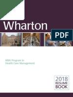 Wharton eBook 2018pdf
