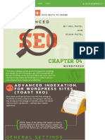 WordPress - The Advanced Guide to SEO