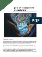 Sinpermiso-diez Rasgos Para Un Ecosocialismo Feminista y Revolucionario-2018!11!11