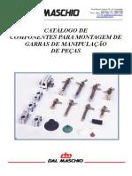Catálogo - Brocas Para Metal