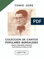 Cancionero Antonio José