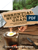 Essential Survival Gear - A Pro's Guide to Your Most Practical and Portable Survival Kit