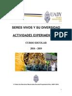 Practicario de Seres Vivos 2018-2019