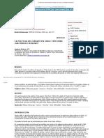 LA POLÍTICA DEL PASADO EN CHILE 1990- 2006_ ¿UN MODELO CHILENO_
