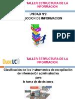 Catedra Taller de Estructura de La Informacion -Unidad 2