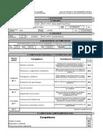 Evaluacion de Protocolo 2018