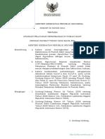 Permenkes 58-2014 Standar Yanfar di RS-2.pdf