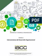 Semana 6 _ Asignatura Diagnóstico y Desarrollo Organizacional