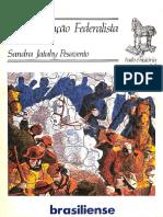 PESAVENTO, Sandra. A Revolução Federalista (Coleção Tudo é História nº 80).pdf