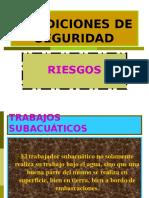 5º RIESGOS DERIVADOS DE LAS CONDICIONES DE SEGURIDAD.ppt