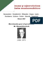 Demidovich. Problemas y ejercicios de análisis matemático.pdf