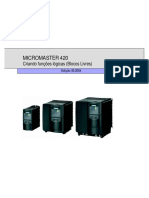 Micrmoaster11 Blocos Livres No MM420 [Port]