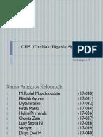 CHS (Chediak-Higashi Syndrome)