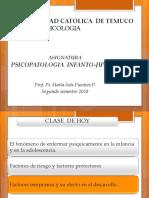 Clase 4 Factores Tempranos y Su Efecto en El Desarrollo
