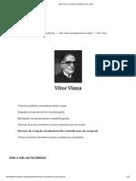 vitor viana - Academia Brasileira de Letras