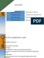 Overview of IPSec