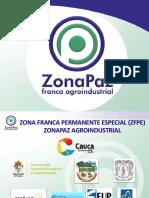 ZONAPAZ Agroindustrial Junio 2018