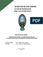 PG 1264 Vino Vargas, Pedro