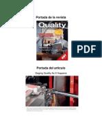 Revista Quality Magazine