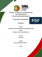 Informe Torno Cnc