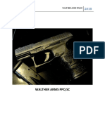 Walther Arms PPQ SC Conceal Carry Confidence