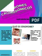 Oficial Síndromes Cromosómicos