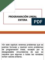 Program Ac i on Lineal Enter A