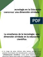Papel de La Tecnología en La Educación
