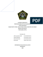 Liftia Layyinatus Syifa_Unissula_Laporan Kemajuan Smart Dent's Pro-PKMKC